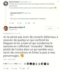 Alexandre Astier communique au sujet de la suite de Kaamelott au cinéma