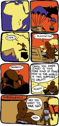 Le SIDA en afrique