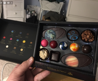 Le chocolat des astro-physiciens