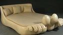 Un lit pour prendre son pied ?