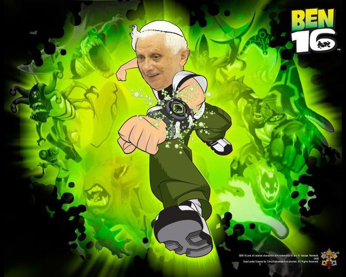 La face cachée de Benoit XVI