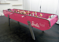 Barby-foot