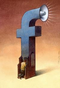 Ce que tu confies à facebook ne sera jamais répété !