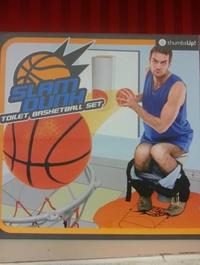 Le basket c'est à chier