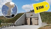 Un bunker à 3 million de $
