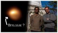 Explication pour Bételgeuse, suite à des rumeurs d'explosion en supernova