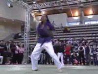 Ninja fille
