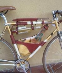 Ainsi vint le vélo qui fait travailler les jambonnettes