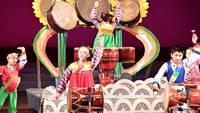 Tambours de Corée (du Nord)