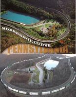 La courbe du fer à cheval en Pennsylvanie