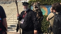 Cosplay George RR Martin