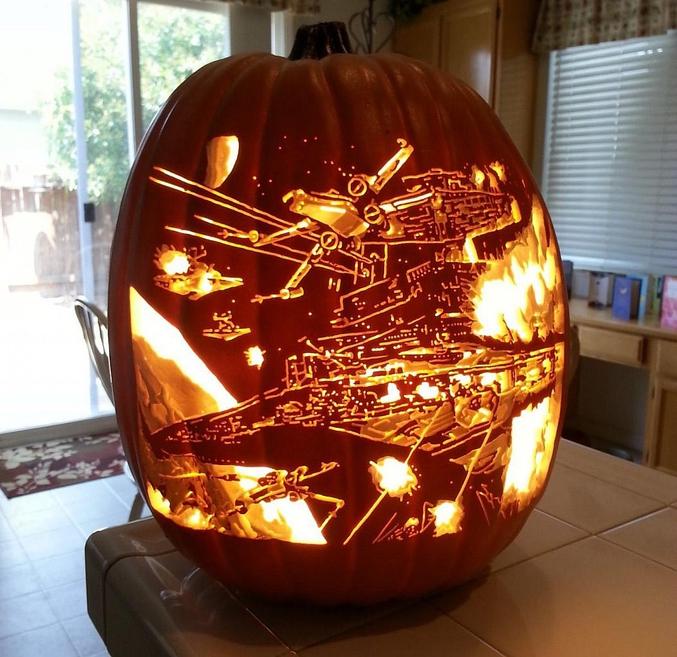 Vous avez tout juste le temps de vous y mettre pour Halloween.