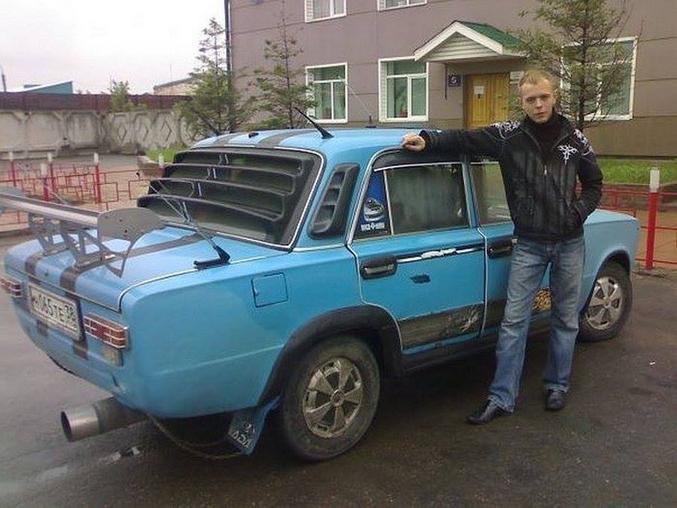 Ça ne vaut pas une Renault 12 Gordini.