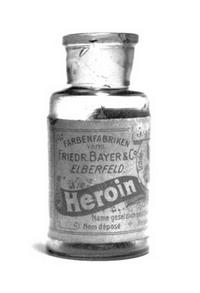 Médicament en vente libre entre 1900 et 1930