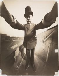 Un selfie de 1909