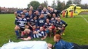Photo souvenir au rugby