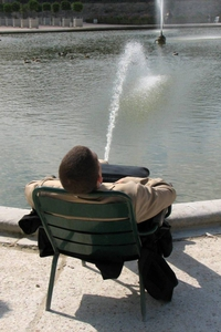 Se détendre au bord de l'eau