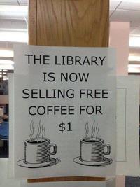 Café gratuit