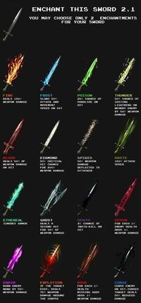 Faites vos épées