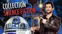 Collection privée d'objets de films de science fiction, présentée par le Fossoyeur de Films