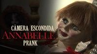 """Caméra cachée pour le film """"Annabelle"""""""