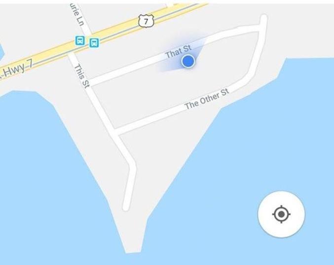 """Qu'on va pas niaiser 3 heures à donner des noms de rue, bin voyons don'. """"Cette rue. Celle rue lô. L'autre rue."""" En nouvelle Ecosse, Canada."""