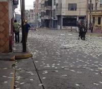 Les rues vénézuéliennes