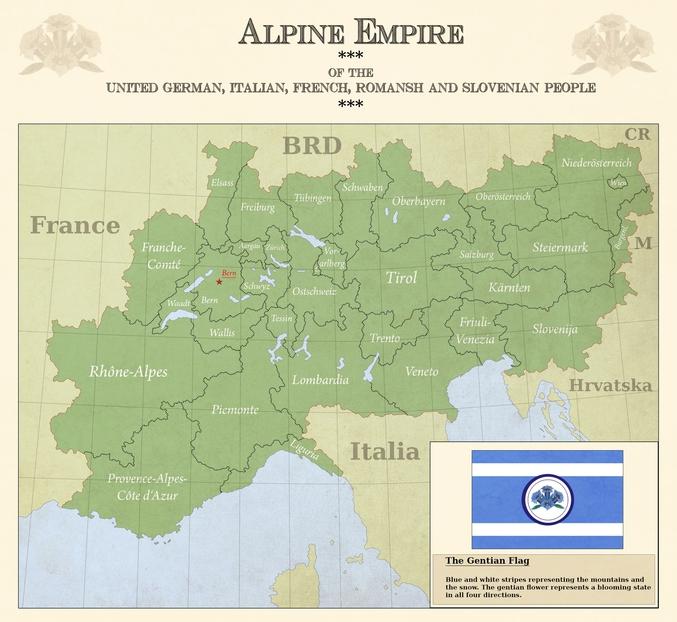 Berne capitale, mais avec de grandes villes comme Lyon, Marseille, Munich, Turin, Milan, Vienne, etc...