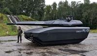 Prototype de char surbaissé...