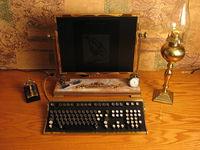 PC steampunk