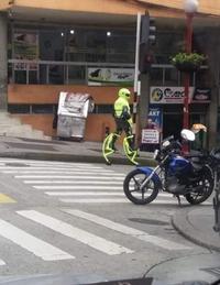 La nouvelle police arrive