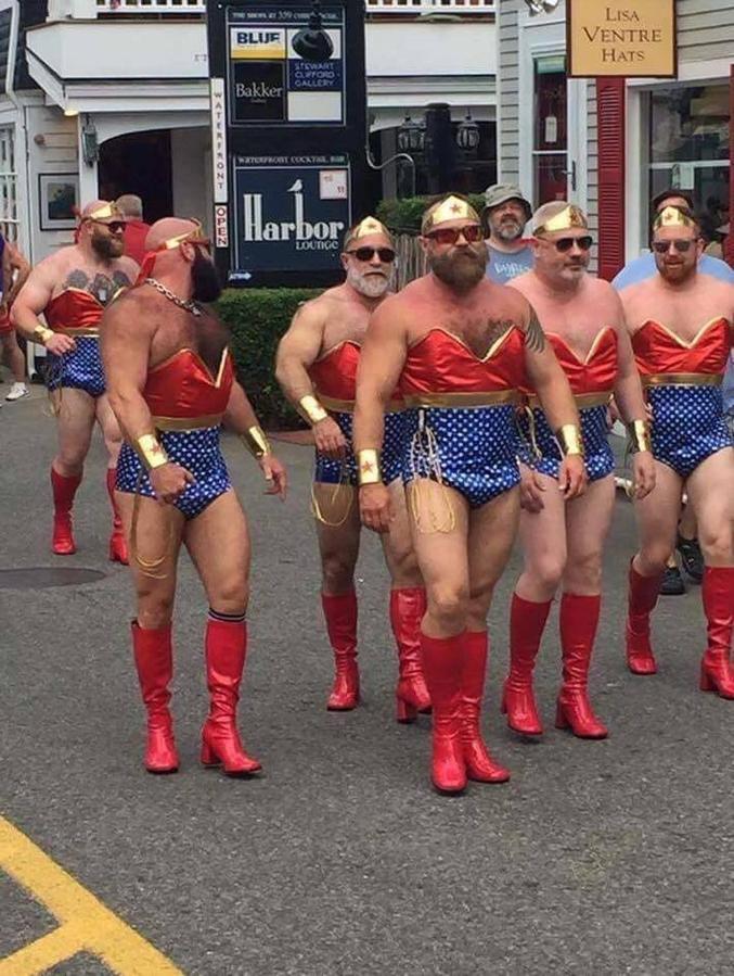 Des Wondermen maybe ?????