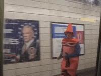 Rencontres insolites dans le métro