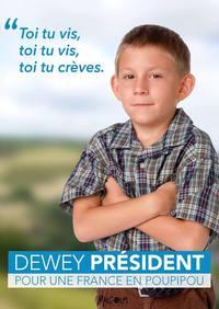 Dewey président !