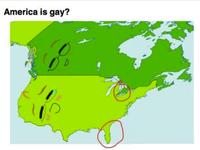 America is gay