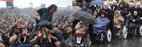 Hellfest VS Lourdes