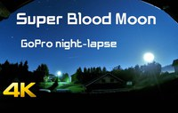 blood Moon  time-lapse