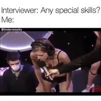 Un talent unique