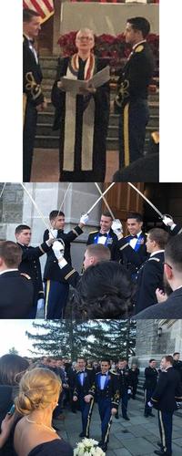 1er mariage pour tous entre deux officiers issus de la prestigieuse Académie militaire de West Point
