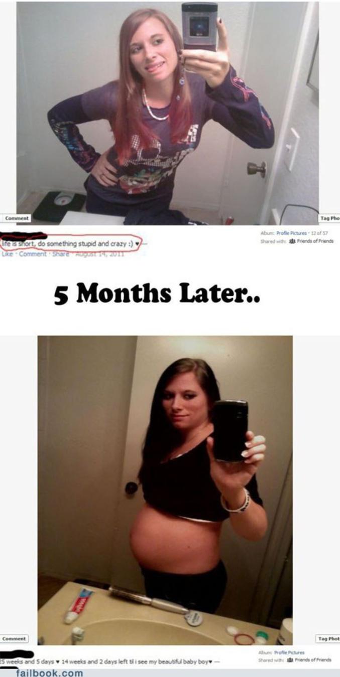 5 mois plus tard...