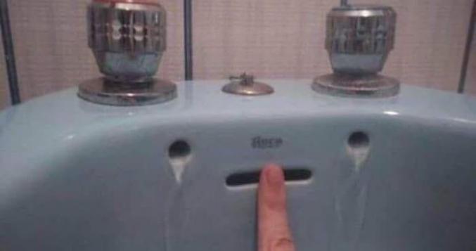 La vie est belle, lavabo ?