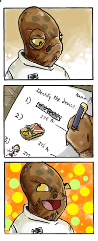 Examen d'amiral