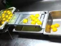 Séparer le blanc des jaunes