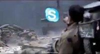 Saloperie de Skype