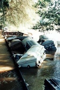 Cercueils flottants