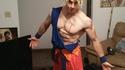 Cosplay Son Goku