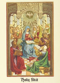 Kan l'esprit saint asperge les orants