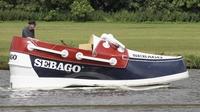 Une chaussure bateau, une vraie