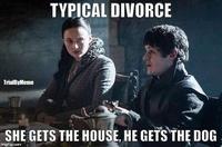 Le divorce classique
