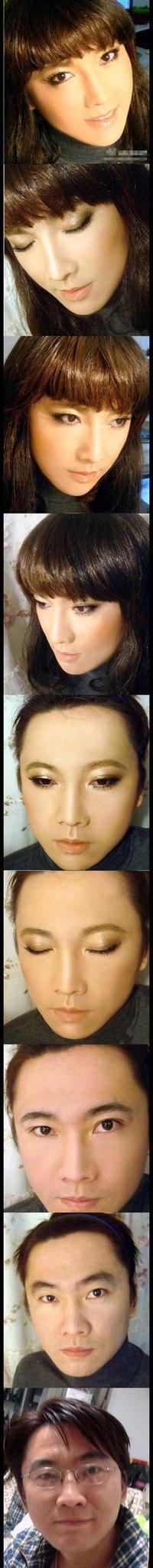 Le pouvoir du maquillage 3